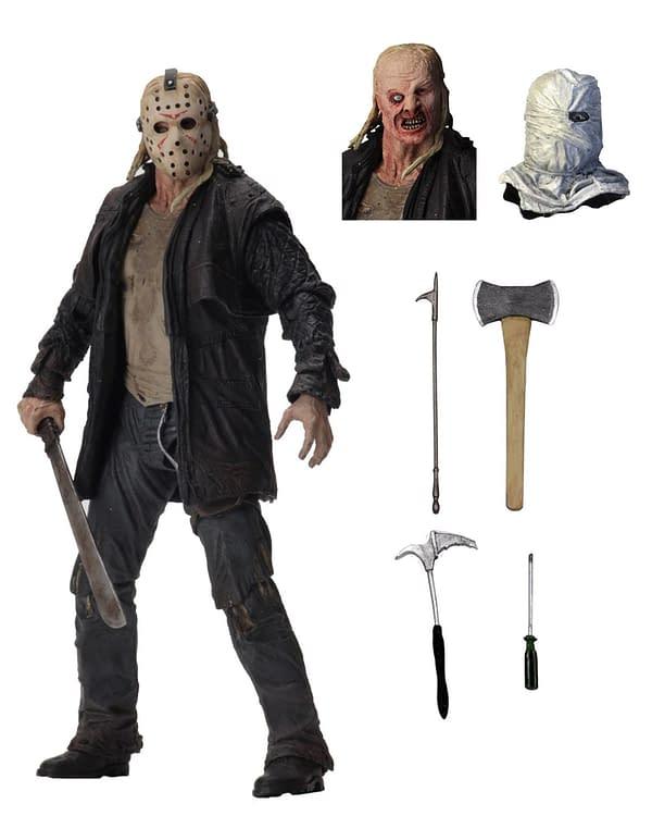 NECA Friday The 13th 2009 Ultimate Jason 1