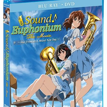 'Sound! Euphonium: The Movie' Coming From Shout Factory in May