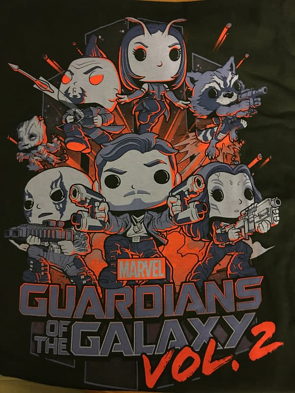 Collector's Corps Guardians Vol. 2 Shirt