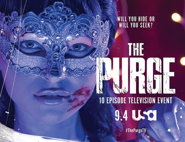 Purge TV Show Poster 3