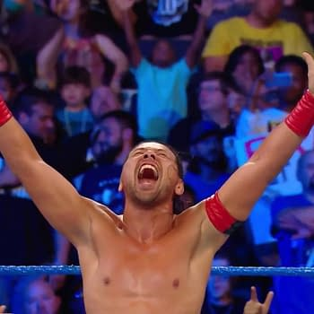 WWE Cancels Tonights Jeff Hardy vs. Shinsuke Nakamura Title Match After Nakamura Bitten by Dog