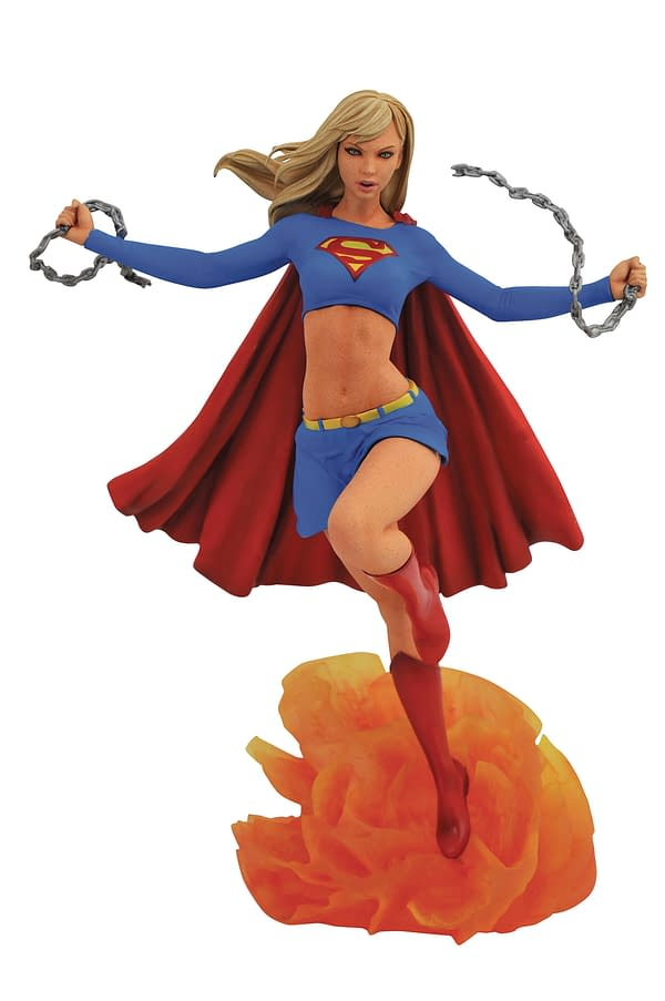 Supergirl Gallery Statue Diamond Select Toys