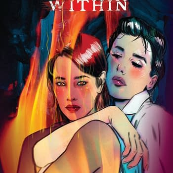 Black Mask Sells Out&#8230 of Copies of Devil Within #1