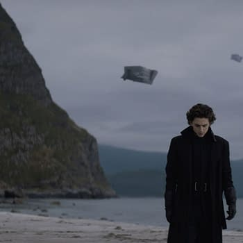 Image of Timothée Chalamet From Dune Debuts More Tomorrow