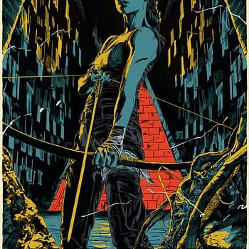 Tomb Raider Gets a New Poster from Francesco Francavilla and Mondo