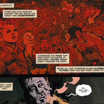 Now John Constantine Deals With Continuity in Sandman Presents: Hellblazer