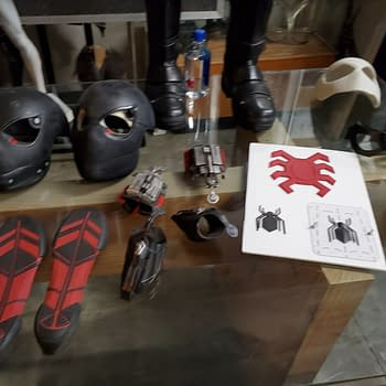 """""""Spider-Man: Far From Home"""": Creating an Iconic Costume at Ironhead Studio"""