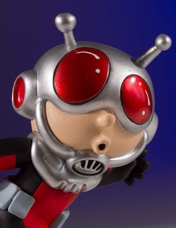 Marvel Animated Ant-Man Statue Gentle Giant 6