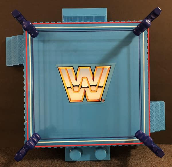 Mattel WWE Retro Ring 4