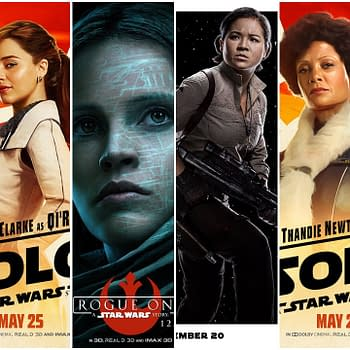 New Video Highlights the Badass Women of Star Wars