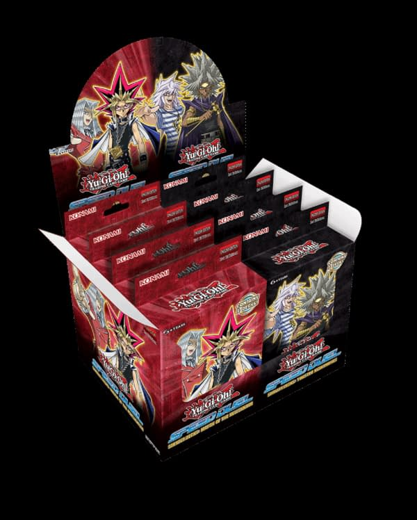 "Konami Announces Two New ""Yu-Gi-Oh!"" TCG Speed Duel Starter Decks"