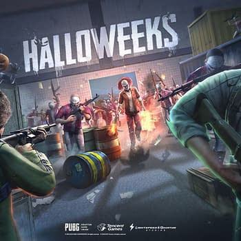 """""""PUBG Mobile"""" Receives A New Update For Halloween"""
