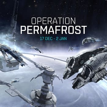 Christmas is Coming to EVE Online with the Permafrost Event