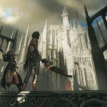 Code Vein Shows Off A Bunch Of New Content At Gamescom
