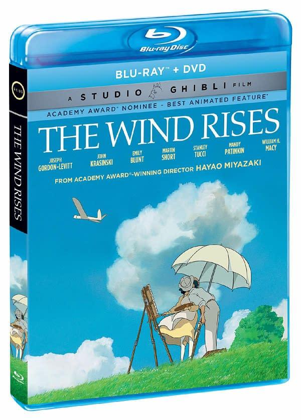 Studio Ghibli Film The Wind Rises arrive en numérique et Blu-ray en septembre
