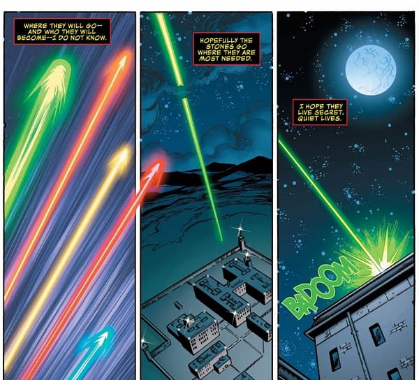 The First Member Of The New Infinity Watch in Infinity Wars #Infinity… (Spoilers)