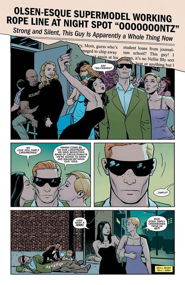 Jimmy Olsen #8 [Preview]