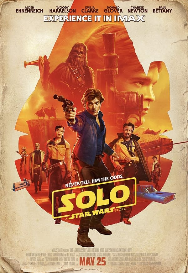A Box Office Story: Solo's Numbers So Low, It Didn't Even Beat Justice League