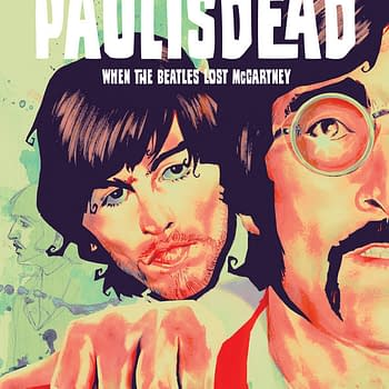 Image Comics to Kill Off a Beatle in Paul is Dead This April