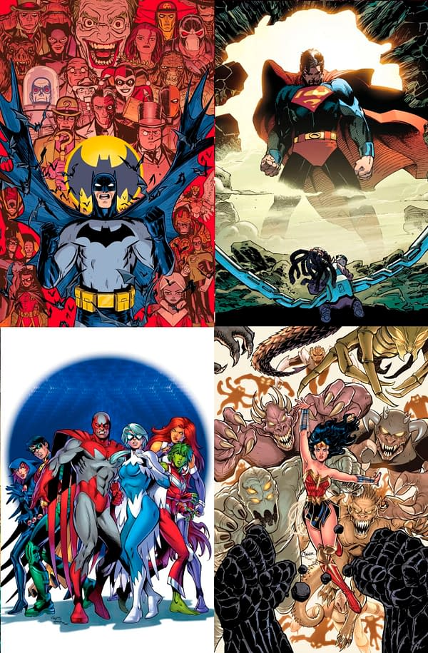 DC Comics Debuts Batwoman/Supergirl as World's Finest in DC Giants