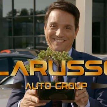 Cobra Kai: New LaRusso Auto Group Ad – Daniel Kicks the Competition
