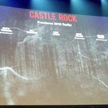 Castle Rock: Cast &#038 Producers Talk Hulus Stephen King Series @ NYCC