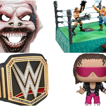 Bleeding Cool Holiday Gift Guide: Wrestling WWE and More