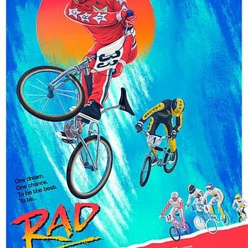 Mondo Releasing A New Poster From Cult Film Rad Today