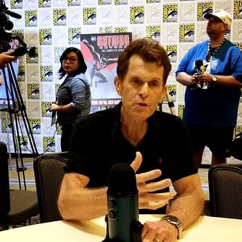 Kevin Conroy Talks Batman Beyond: Roundtable Video