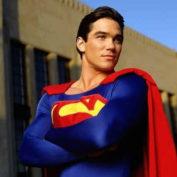 Dean Cains Superman Suit Going up for Auction Next Month