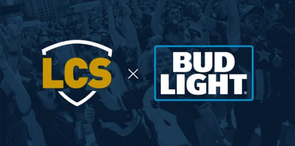 """Bud Light Becomes The Official """"League Of Legends"""" Championship Series Beer"""