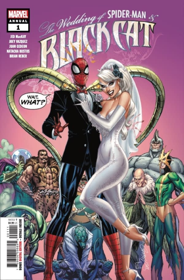 Black Cat Annual #1 [Preview]