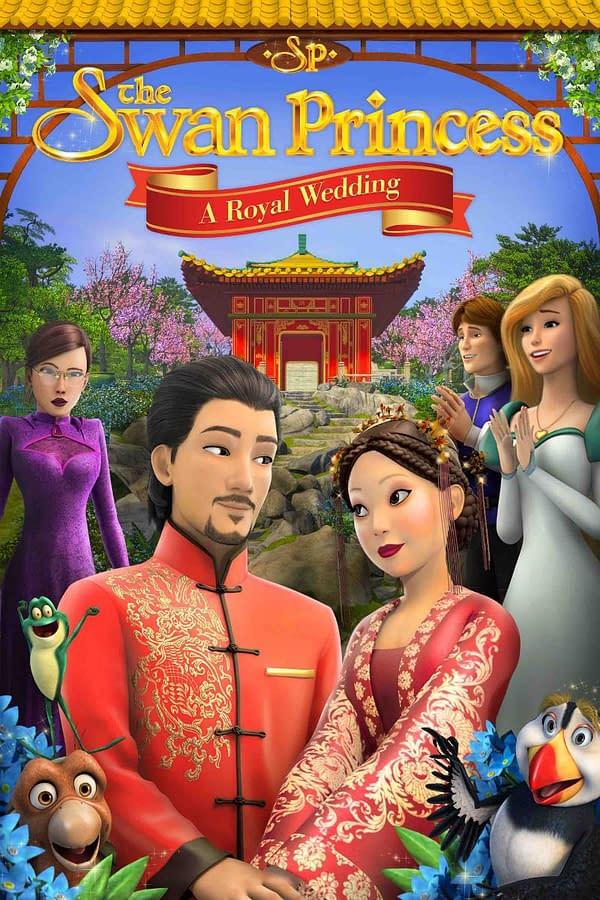 Attention aux familles: un nouveau film Swan Princess sort le 4 août