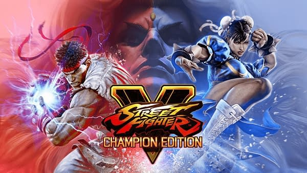 Capcom bans two Street Fighter V players over comments they both made online.