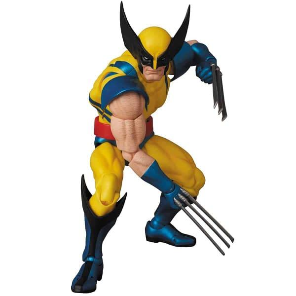 MAFEX Wolverine 4
