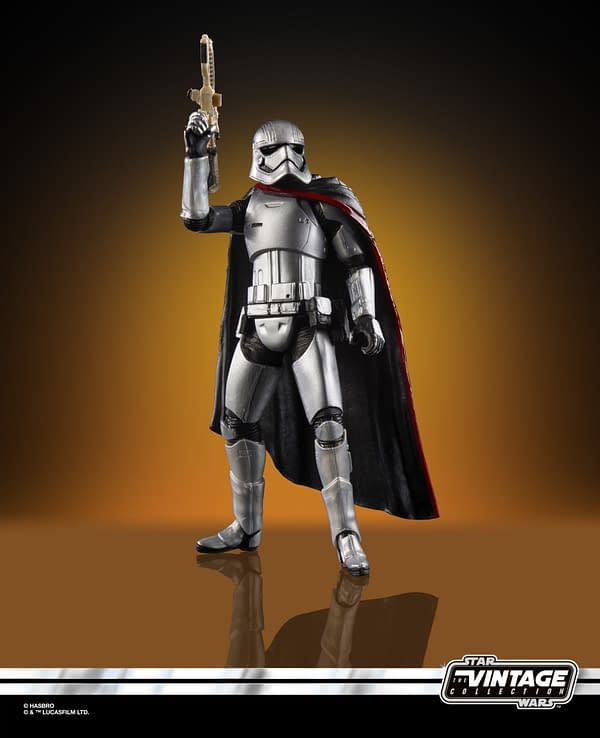 Star Wars The Vintage Collection Phasma Figure (3)