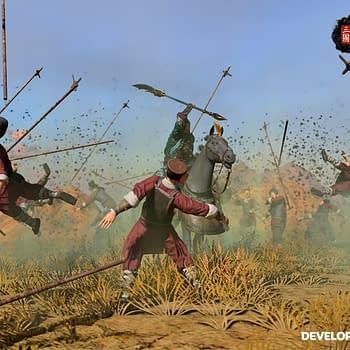 Total War: Three Kingdoms Announces Dynasty Mode