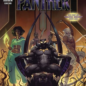 Black Panther #19 [Preview]