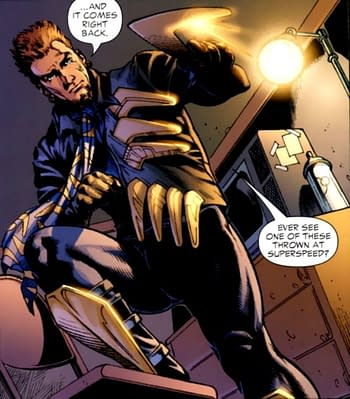 Captain Boomerang Jr Will Replace Barry Allen (and Wally West) as the Flash For DC Comics' 5G