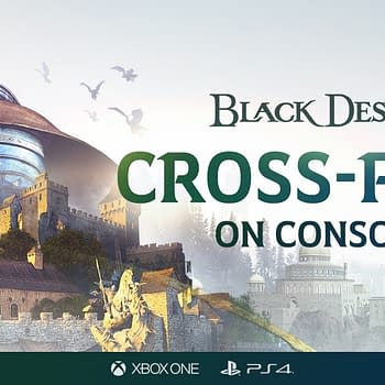 """Black Desert"" On PS4 & Xbox One To Receive Cross-Play Support"