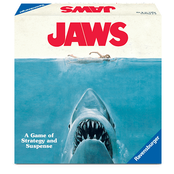 You're Gonna Need a Bigger Table: Jaws Is Getting a Board Game