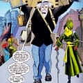 My Favourite Reference In The New League Of Extraordinary Gentlemen Comic