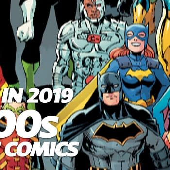 DC Universe | The Ultimate DC Membership | Comics Expansion Announcement
