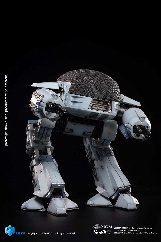 """Predator"" and ""RoboCop"" Get More Figures from Hiya Toys"