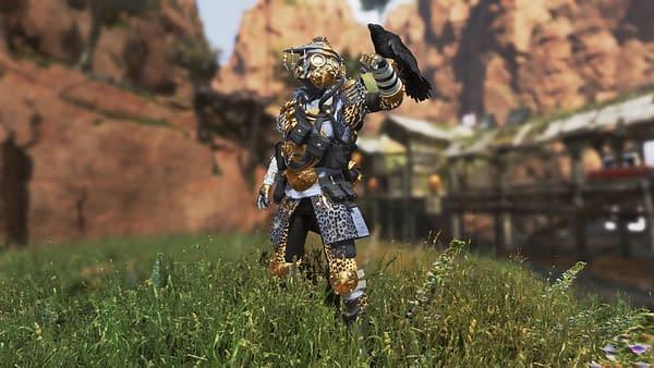EA Details Apex Legends' Season 2 Battle Pass and Legendary Hunt