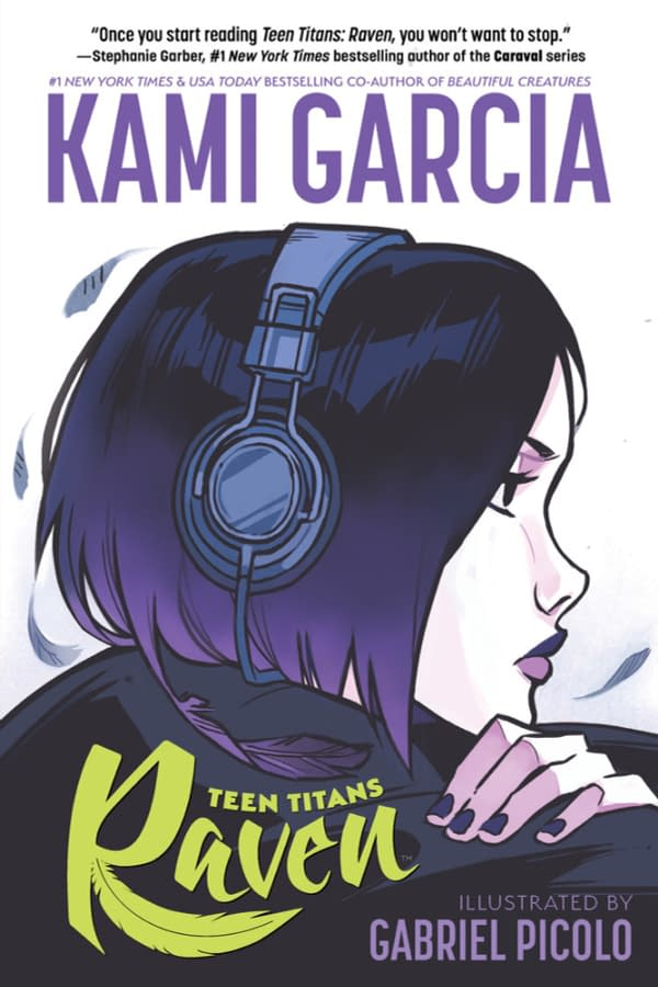 Kami Garcia's Teen Titans: Raven Gets a Third Printing