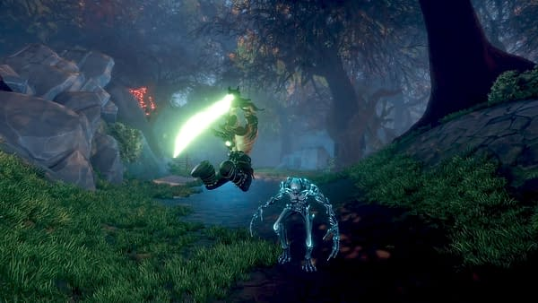 Clock Drive Games Announces Warlander for Xbox One and PS4