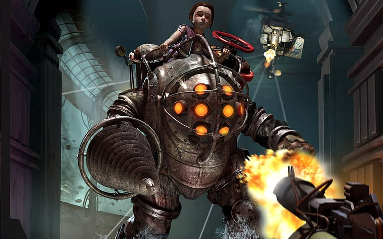BioShock 2k games