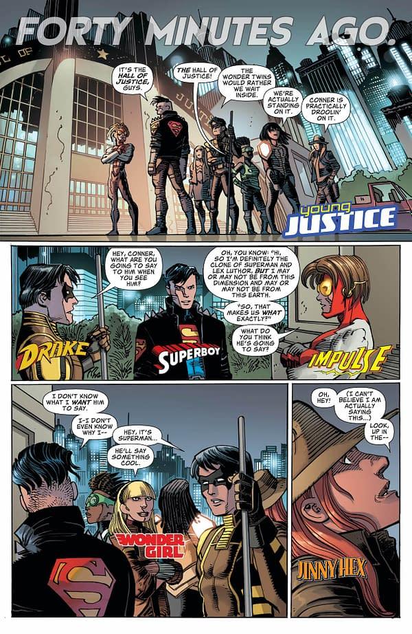 Action Comics #1020 [Preview]