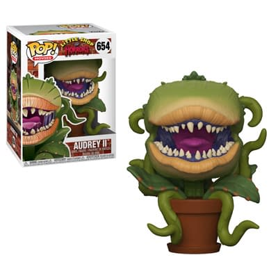 Funko Little Shop of Horrors Audrey 2